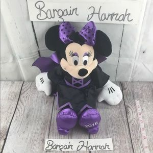Disney collection Halloween Minnie Mouse